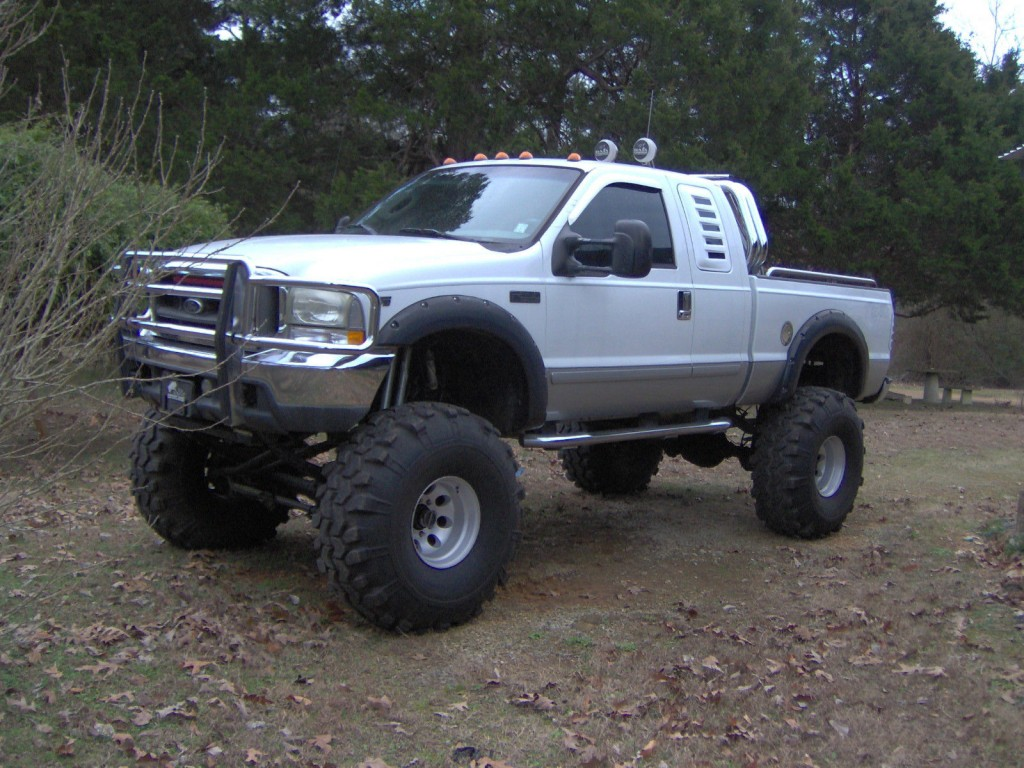 2003 Ford F 250 Super Duty 4 215 4 Customized For Sale
