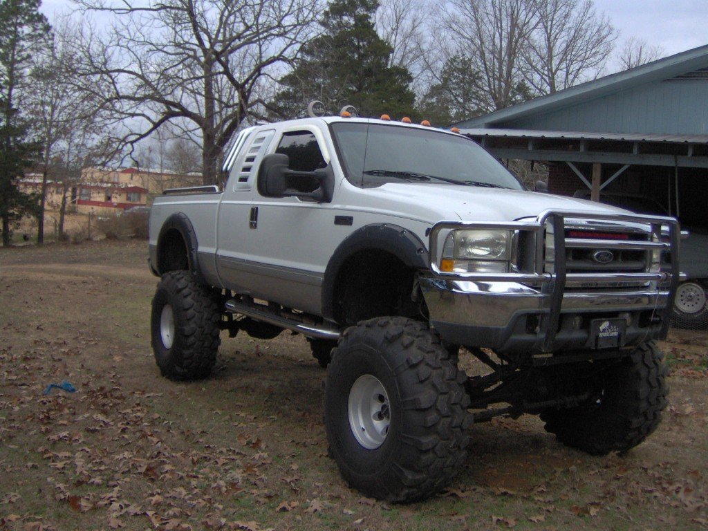 2003 ford f 250 super duty 4 4 customized