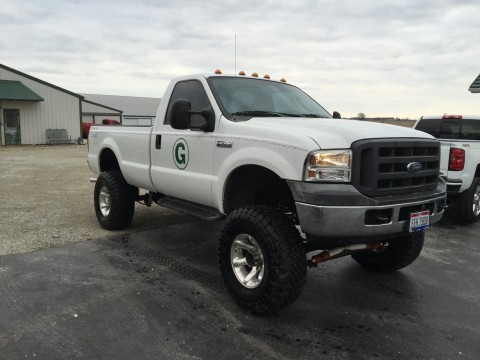 2005 ford f250 4×4 lifted for sale