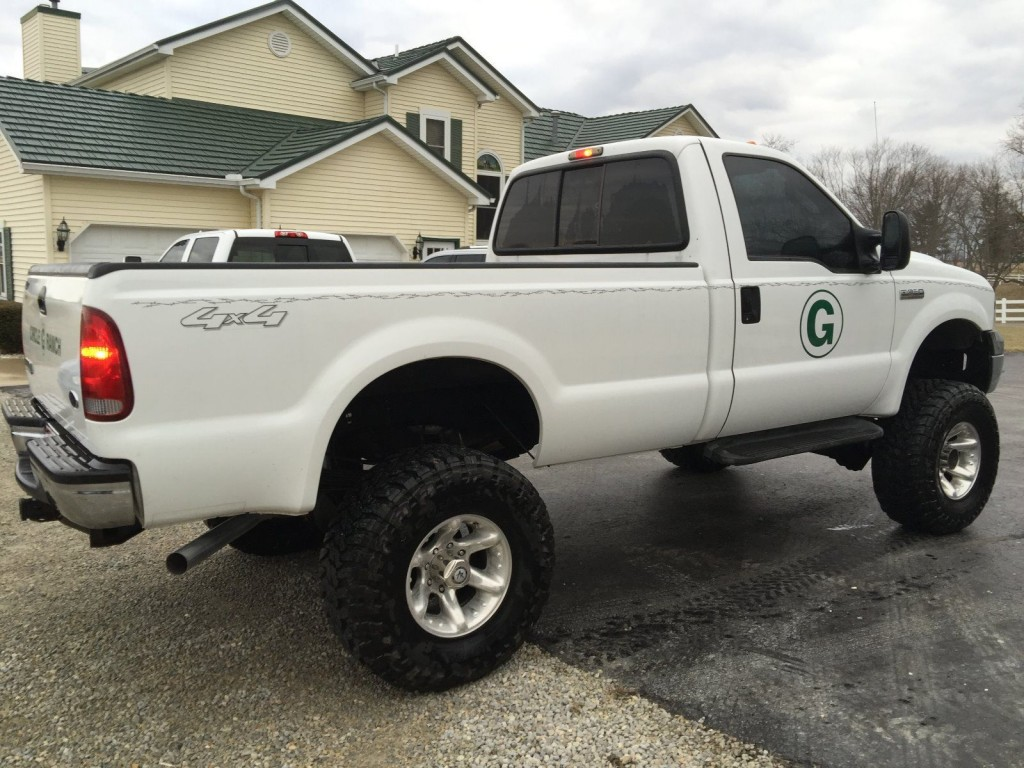 2005 ford f250 4 4 lifted for sale. Black Bedroom Furniture Sets. Home Design Ideas