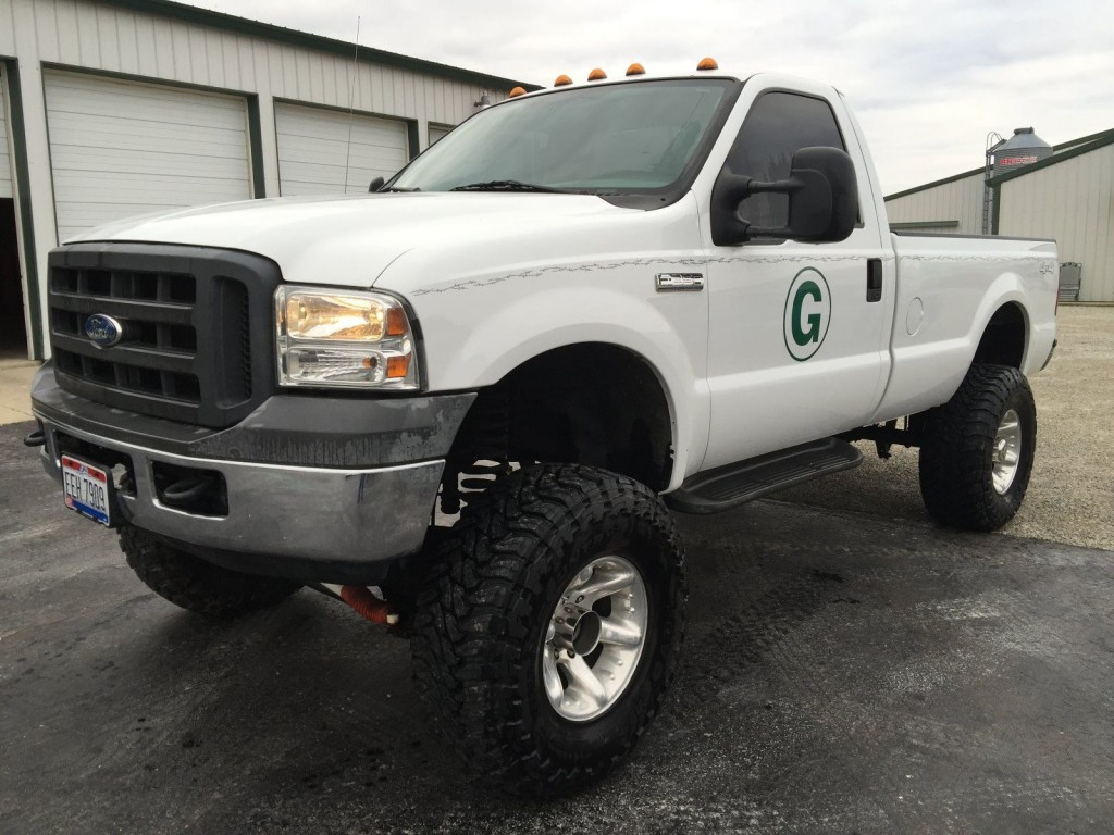 Ford F650 Xlt Super Duty >> 2005 ford f250 4×4 lifted for sale