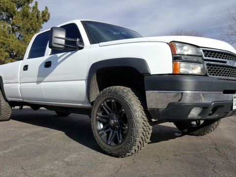 chevrolet silverado 2500 lifted trucks for sale. Black Bedroom Furniture Sets. Home Design Ideas