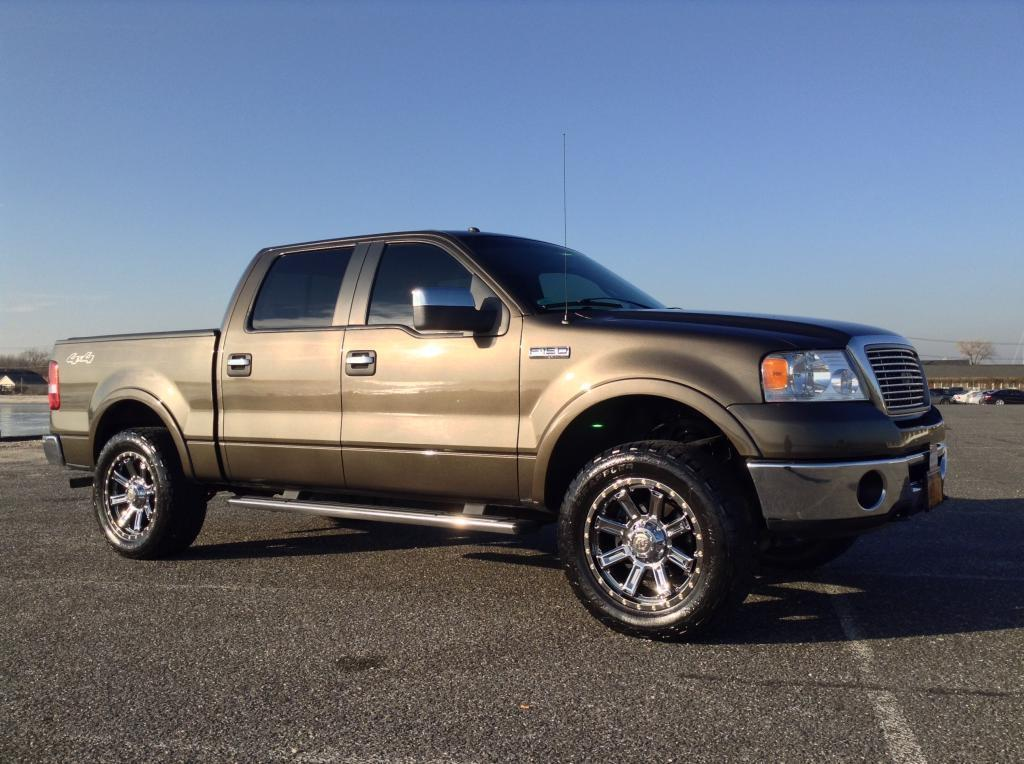 Ford Oil Change >> 2008 Ford F 150 Lariat for sale