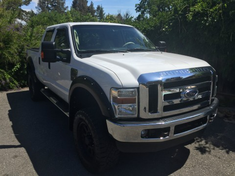 2008 Ford F 250 Crew Cab 6.4 for sale