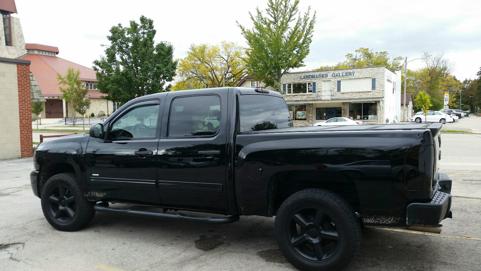 2010 Chevrolet Silverado 1500 LT 4×4 Crew Cab Supercharged for sale