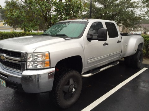 2010 Chevrolet Silverado 3500 Crew Cab for sale
