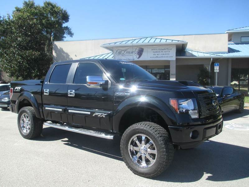 2011 Ford F 150 TUSCANY Edition for sale