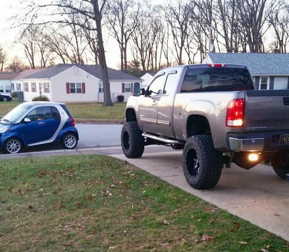 2011 GMC 2500hd Duramax 4×4 Lifted For Sale