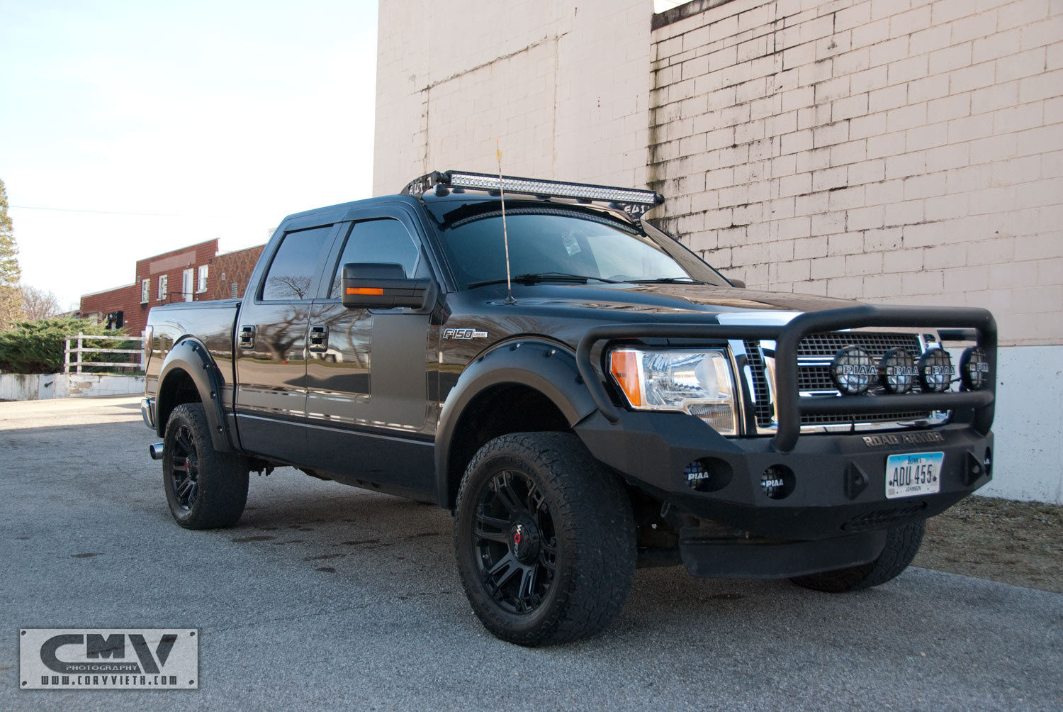 2012 Ford F 150 Lariat Crew Cab Pickup 3.5L for sale
