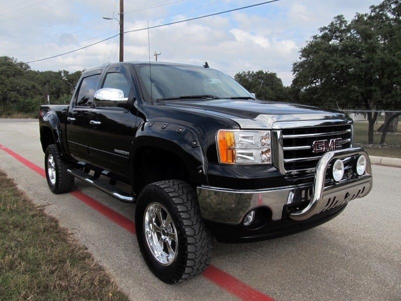 2013 gmc sierra 1500 sle z71 4 4 rocky ridge crew cab for sale. Black Bedroom Furniture Sets. Home Design Ideas