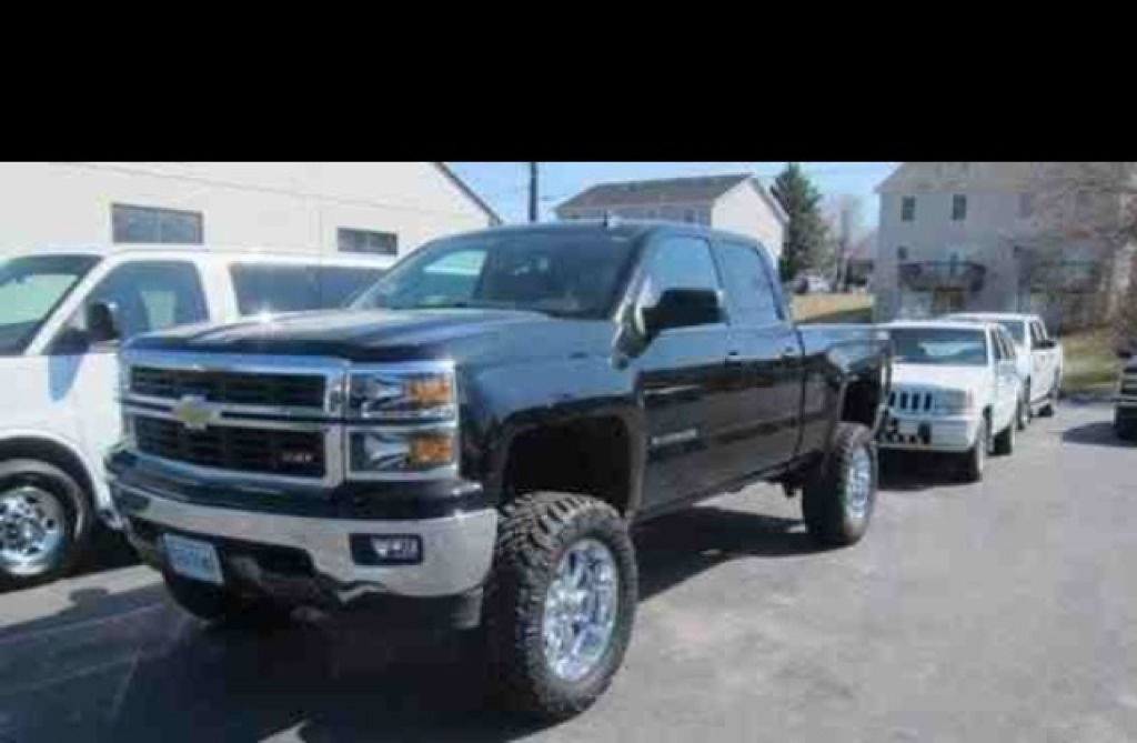 2014 chevrolet silverado 1500 lifted for sale. Black Bedroom Furniture Sets. Home Design Ideas