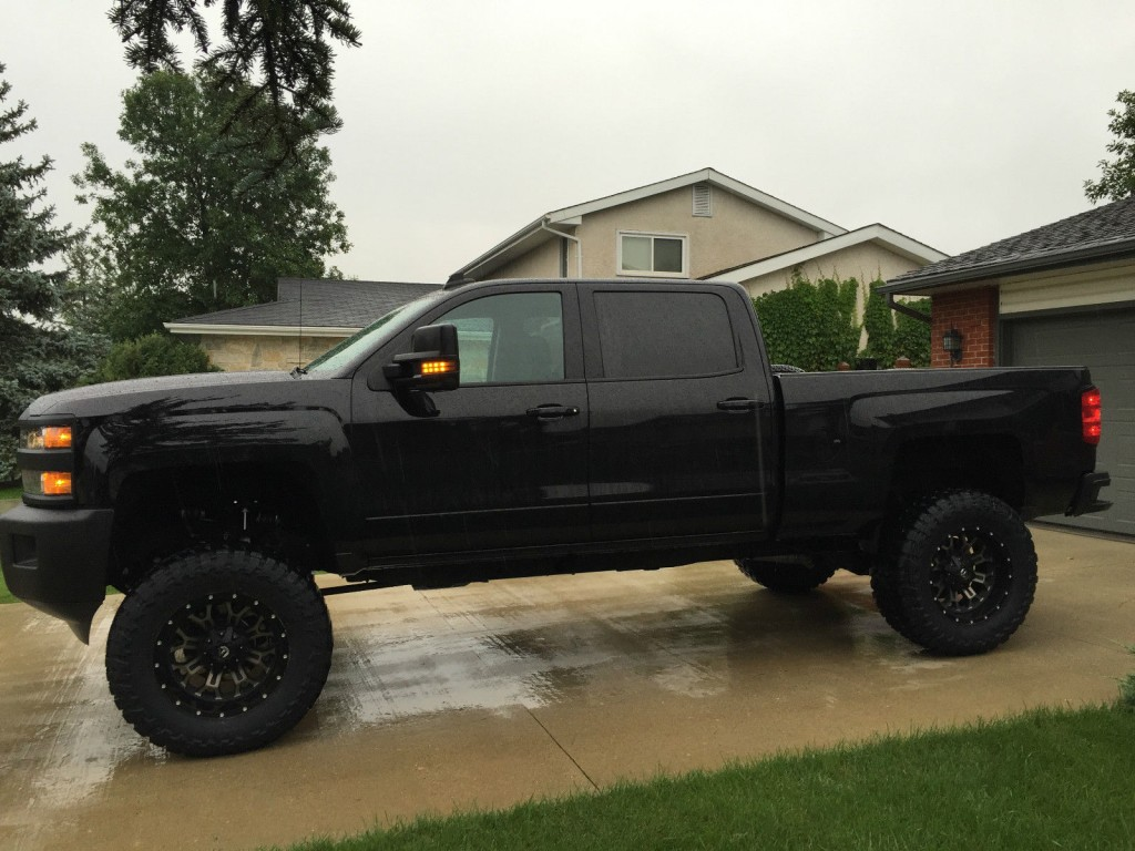 2015 Chevrolet Silverado 2500 7 5 Lift For Sale