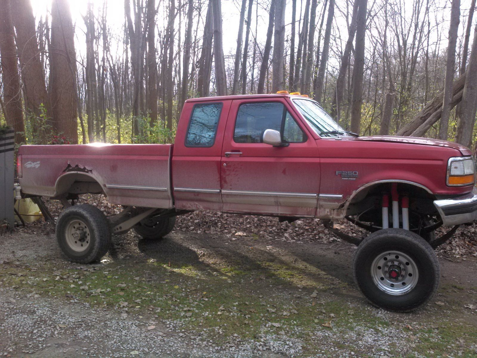 1997 Ford F 250 7.3l for sale