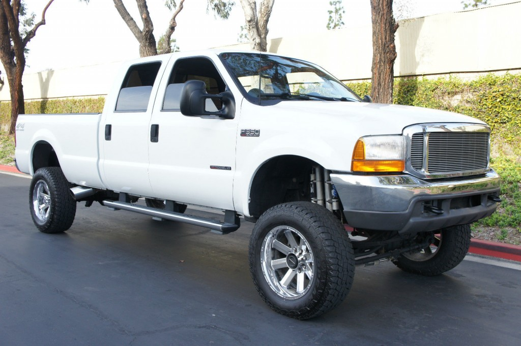 2000 Ford F 350 7.3L Powerstroke Turbo Diesel 4×4