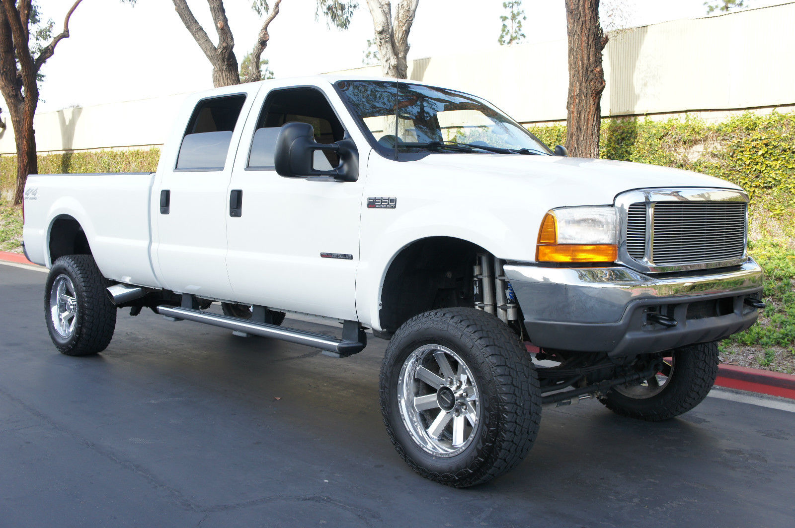 2000 ford f 350 7 3l powerstroke turbo diesel 4 4 for sale. Black Bedroom Furniture Sets. Home Design Ideas