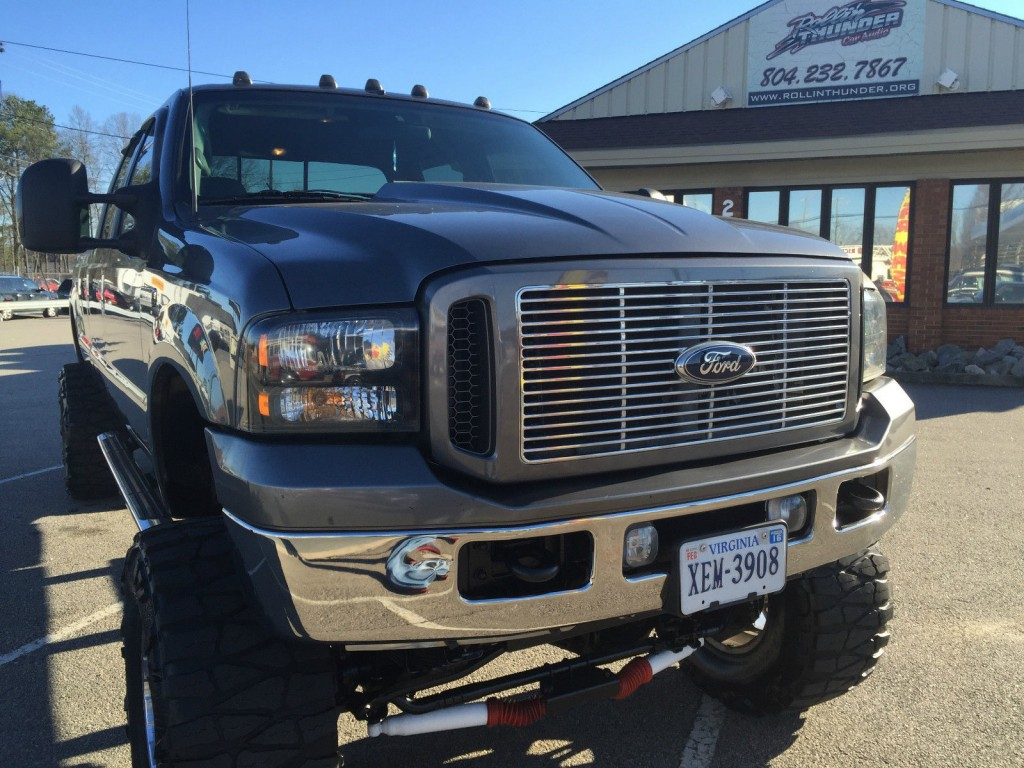 2002 ford f 350 Superduty 7.3l Diesel for sale