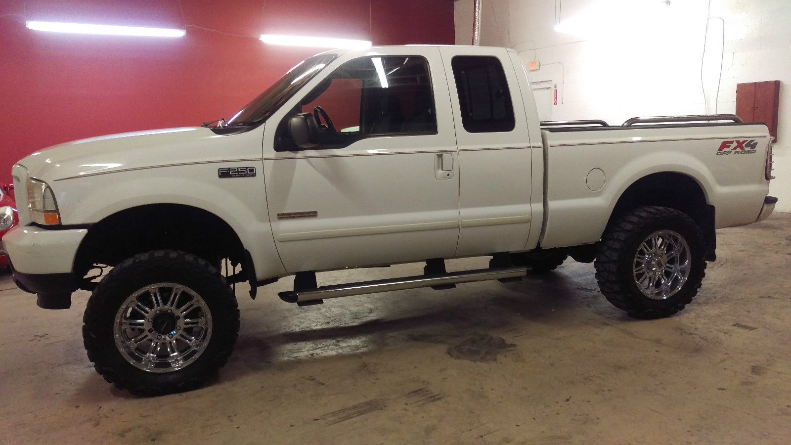 2004 ford f 250 super duty xlt extended cab 6 0l for sale. Black Bedroom Furniture Sets. Home Design Ideas