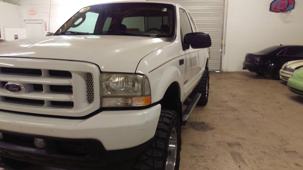 2004 Ford F 250 Super Duty XLT Extended Cab 6.0L