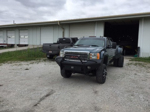 2011 GMC Sierra 3500 Denali HD Lifted Dually for sale