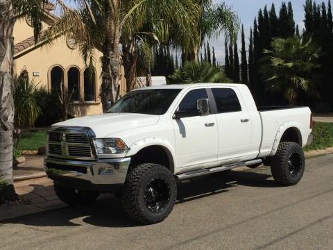 2012 Dodge Ram 3500 Diesel Laramie Longhorn Limted Edition for sale