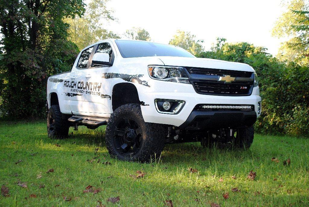 2015 Chevrolet Colorado z71 crew cab long bed 4wd for sale