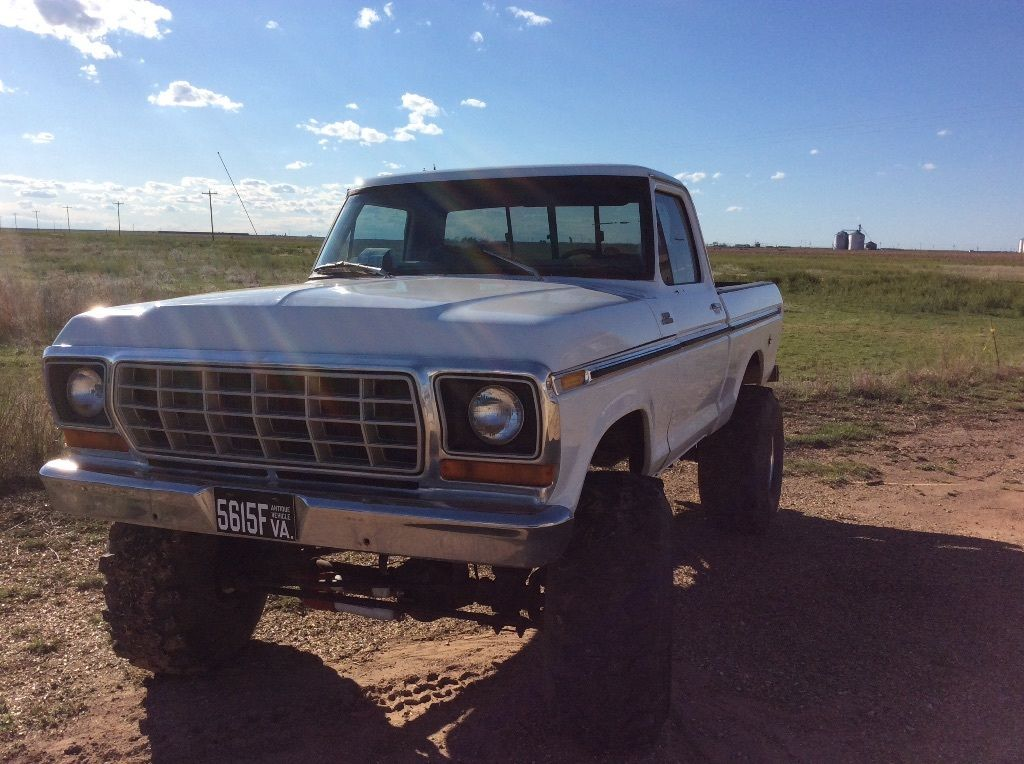 2015 Ford F 150 Lifted >> 1978 Ford Ranger F150 for sale