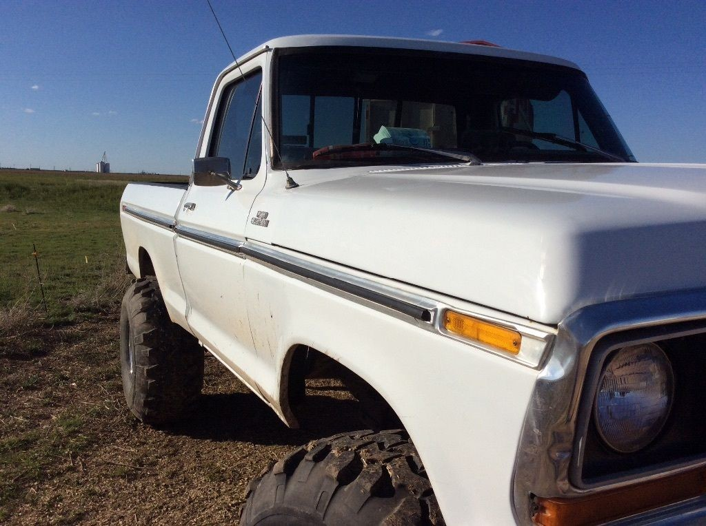 Ford F150 Lariat 4x4 For Sale >> 1978 Ford Ranger F150 for sale