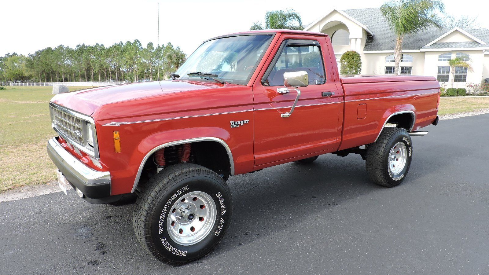1988 Ford Ranger Xlt 4 215 4 Lwb V8 Show Truck For Sale