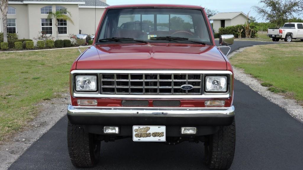 1988 Ford Ranger XLT 4×4 LWB V8 Show Truck for sale