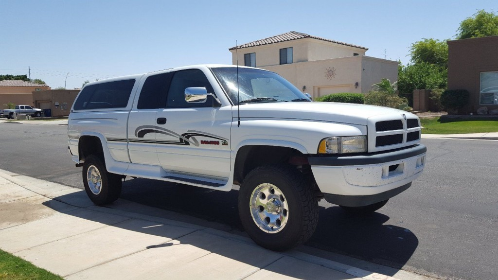 Dodge Ram Sport Club Cab X Lift For Sale X on 1997 Dodge 1500 V8 Magnum