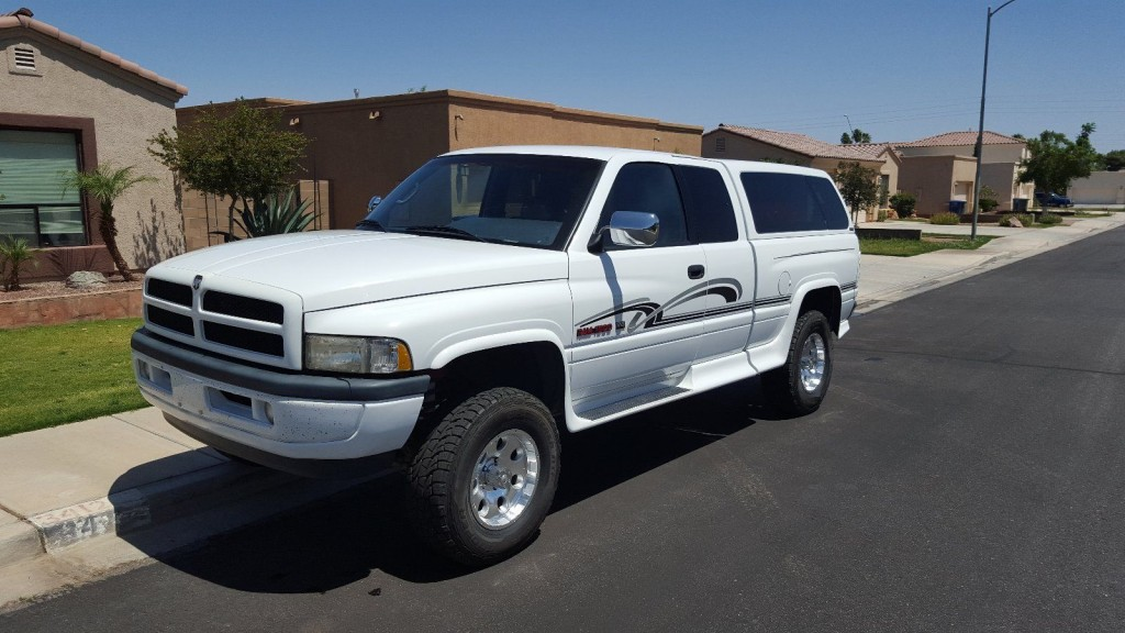 Dodge Trucks For Sale By Owner >> 1997 Dodge Ram 1500 Sport Club Cab 4×4 Lift for sale
