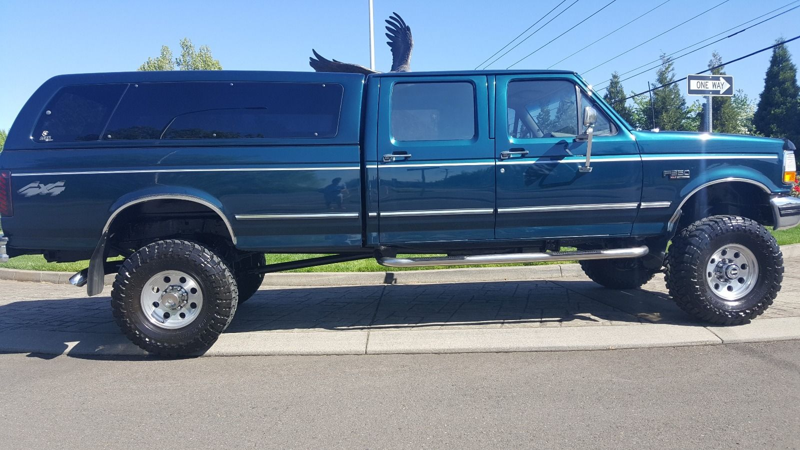 Ford F Xlt Crew Cab Long Bed L For Sale on 1997 Ford Ranger Engine 4 Cylinder