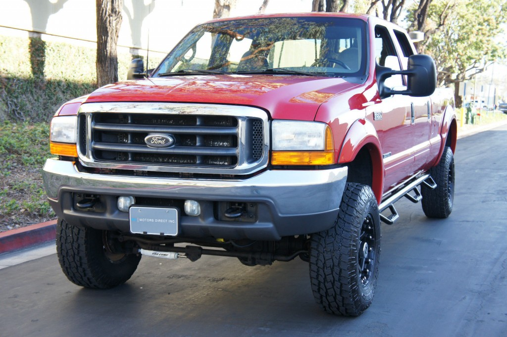 2001 Ford F 350 116k Diesel 4×4