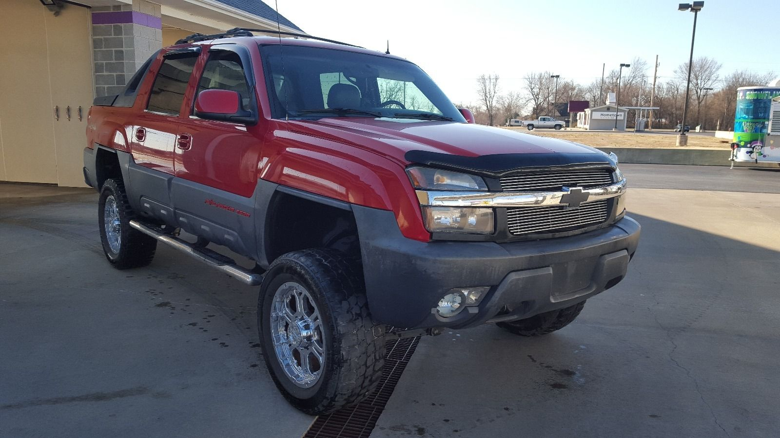 2002 Chevrolet Avalanche 2500 4×4 Crew Cab for sale
