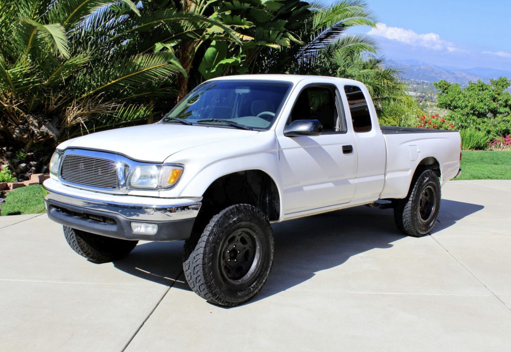 04 Tacoma Lifted >> 2004 Toyota Tacoma Lifted for sale