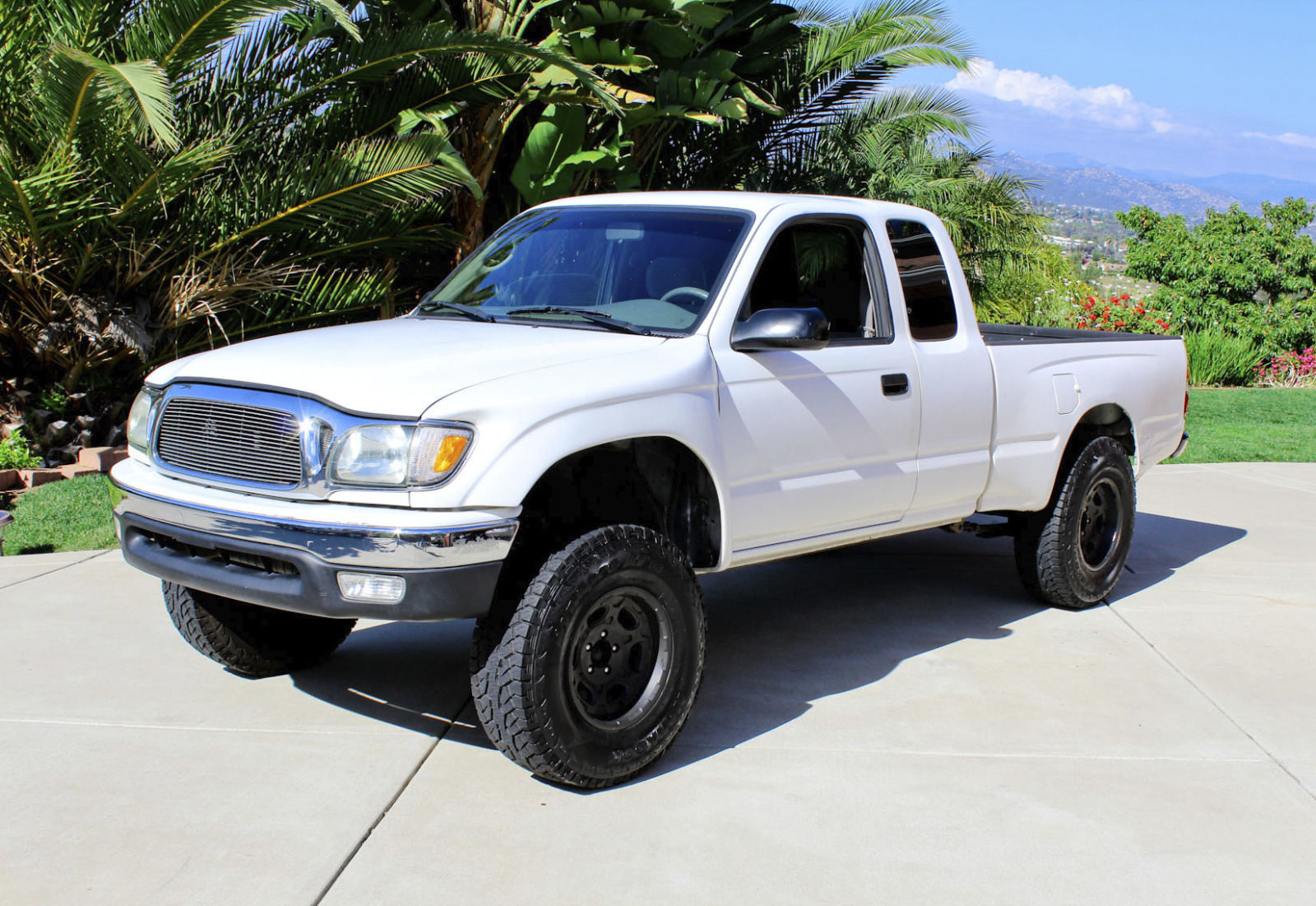 2004 Toyota Tacoma Lifted for sale