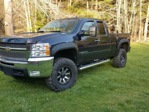 2007 Chevrolet Silverado 2500 HD 6.6 Duramax Diesel for sale