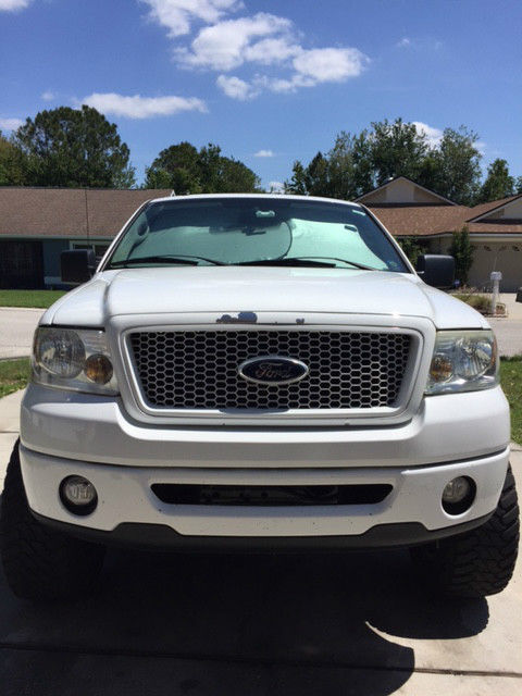 Lifted Ford F150 For Sale >> 2008 Ford F 150 XLT Super Crew 5.4L for sale