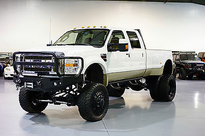 2008 Ford F 450 Baddest Dually Show Truck for sale