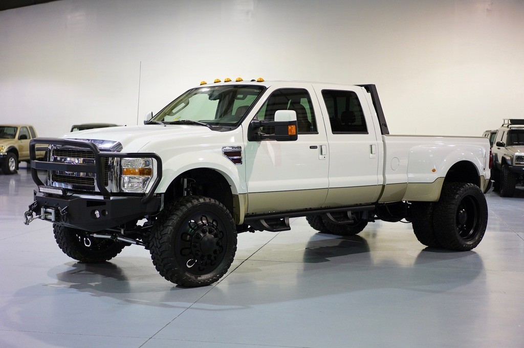 Lifted Dually Trucks >> 2008 Ford F 450 Baddest Dually Show Truck for sale