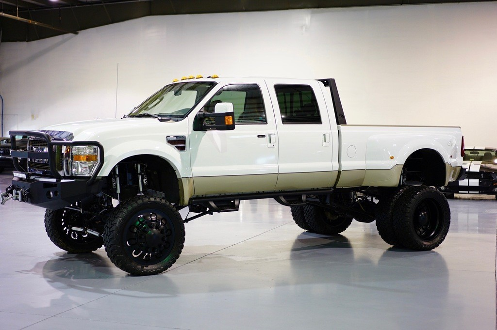 Dually For Sale >> 2008 Ford F 450 Baddest Dually Show Truck for sale
