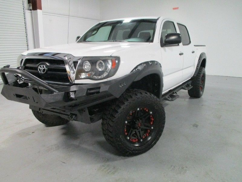 2008 toyota tacoma lifted for sale. Black Bedroom Furniture Sets. Home Design Ideas