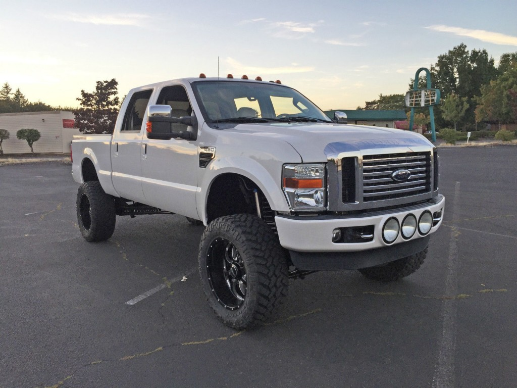 2010 ford f 250 lariat lifted super cab truck for sale. Black Bedroom Furniture Sets. Home Design Ideas