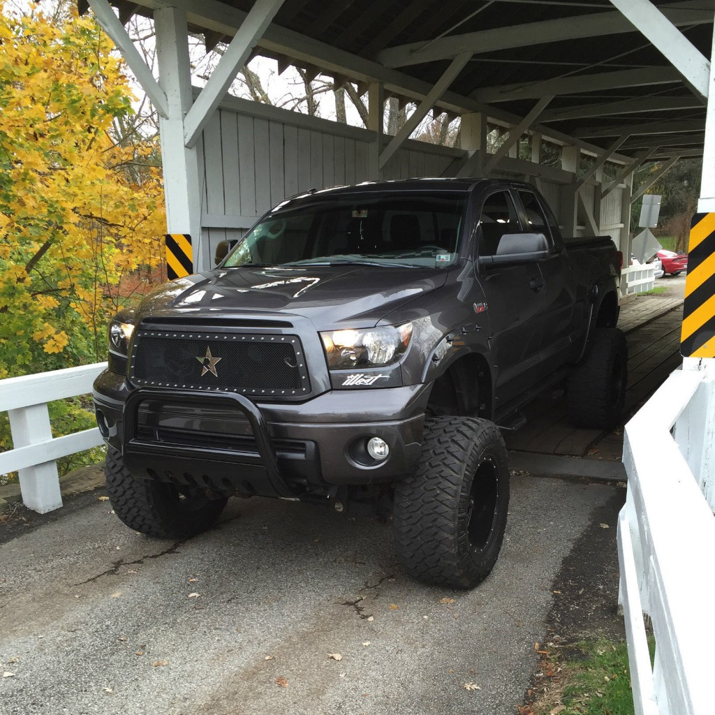 Toyota Trd For Sale: 2011 Toyota Tundra TRD Warrior 12 Inch Bulletproof Lift