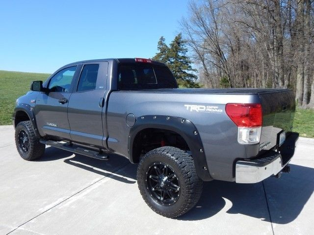 04 Tacoma Lifted >> 2012 Toyota Tundra SR5 TRD Off Road Lifted for sale