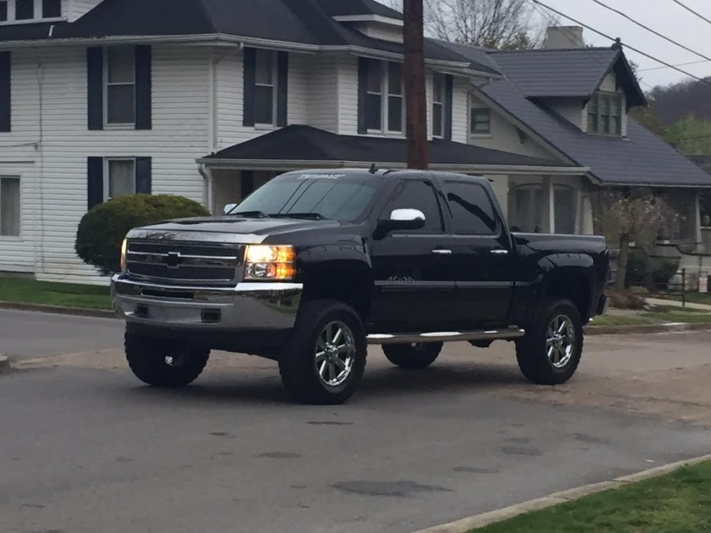 2013 chevrolet silverado 1500 lt crew cab tuscany factory lift for sale. Black Bedroom Furniture Sets. Home Design Ideas