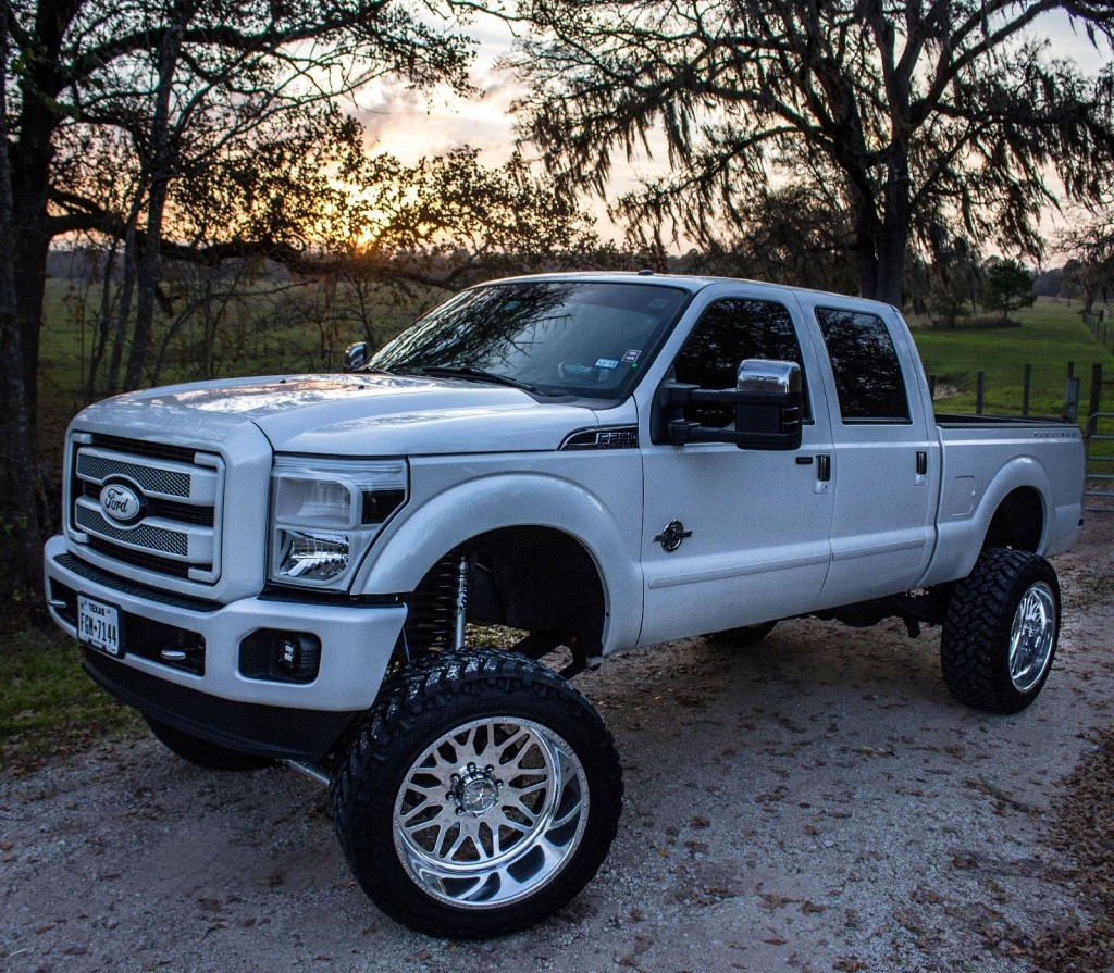 2016 Ford F250 >> 2013 Ford F250 Platinum Show Truck for sale