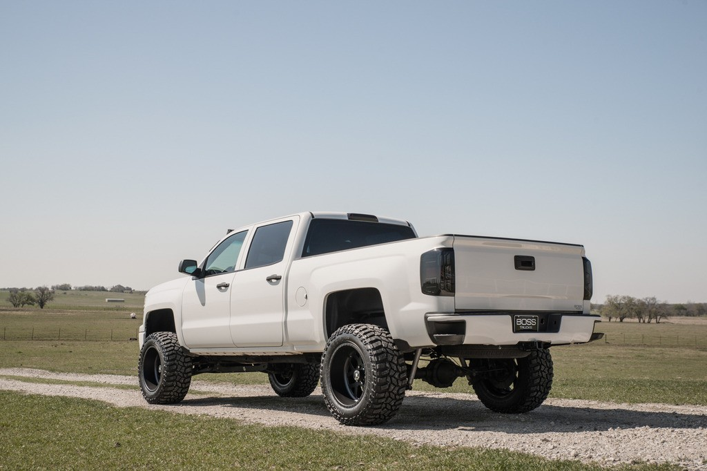 Lifted Trucks For Sale In Texas >> 2014 Chevrolet Silverado 1500 5.3 7″ lift 4×4 Z71 Crew Cab for sale