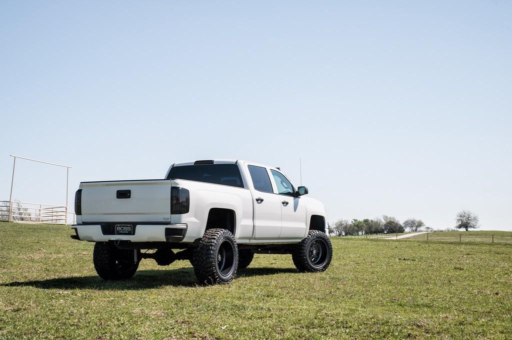 Lifted Trucks For Sale In Texas >> 2014 Chevrolet Silverado 1500 5.3 7″ lift 4×4 Z71 Crew Cab for sale