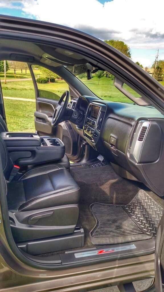 2014 Chevrolet Silverado 1500 Z71 Lt 4wd Rocky Ridge Upcomingcarshq Com